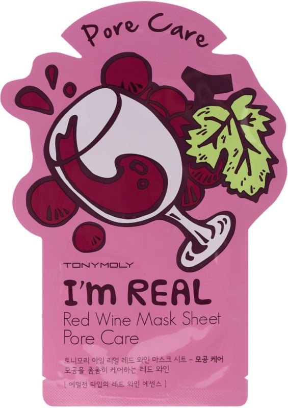 im real face masks instructions