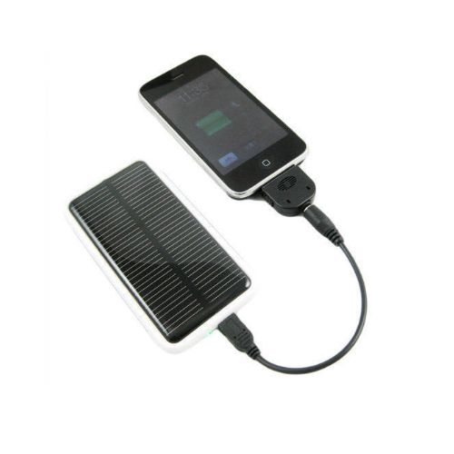 solar cellphone charger instructions