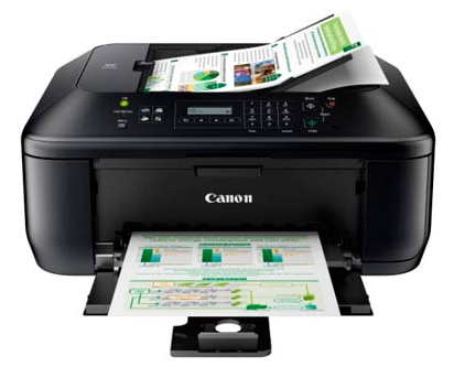 canon pixma mx410 instructions from chinese to english