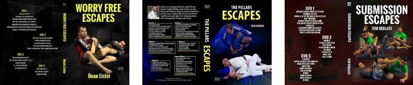 what is the best bjj instructional dvd