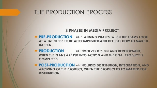instructional design and video production