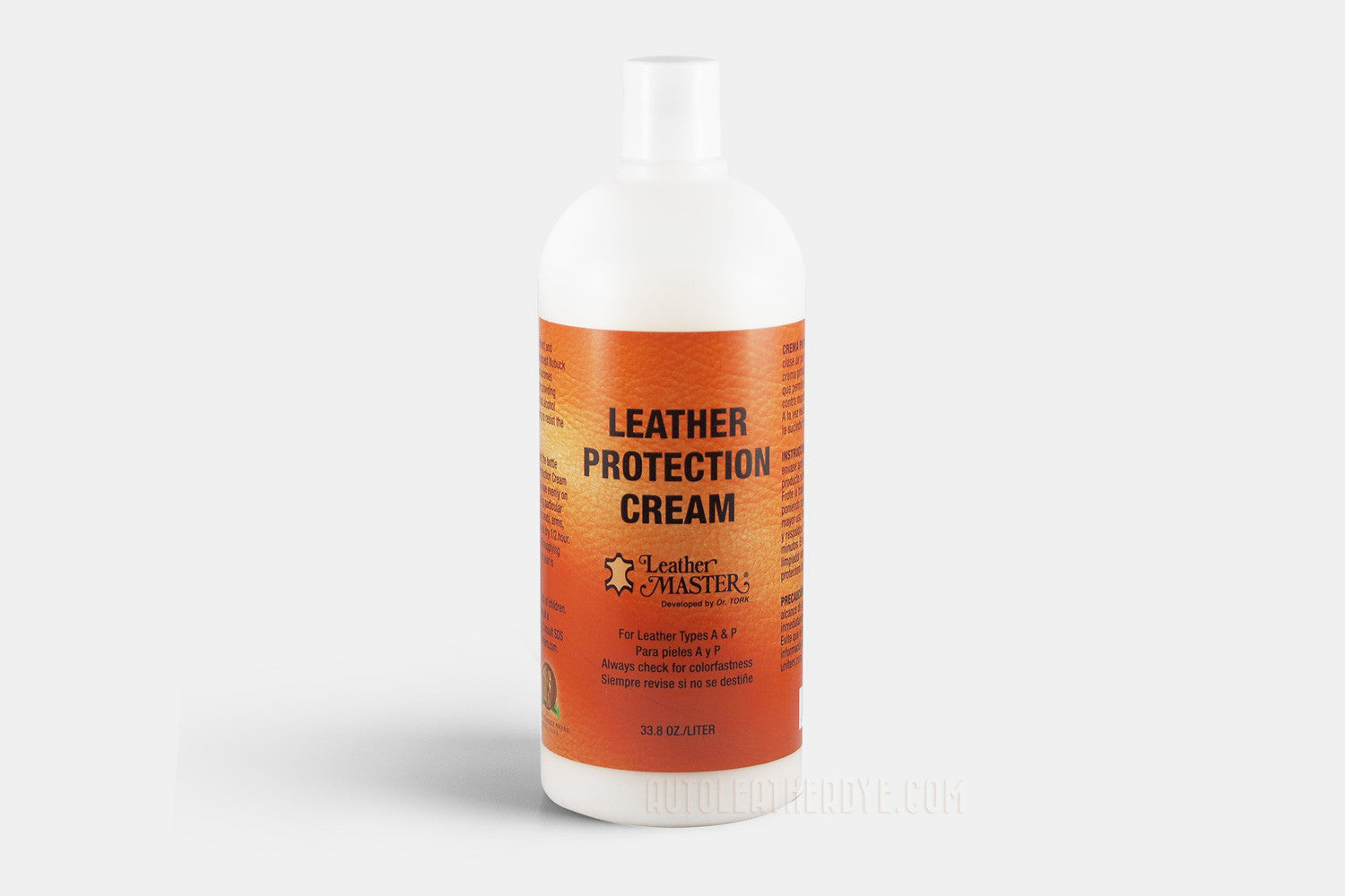 leather master protection cream instructions