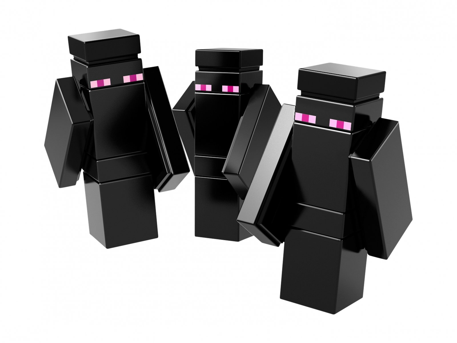 minecraft lego the end instructions