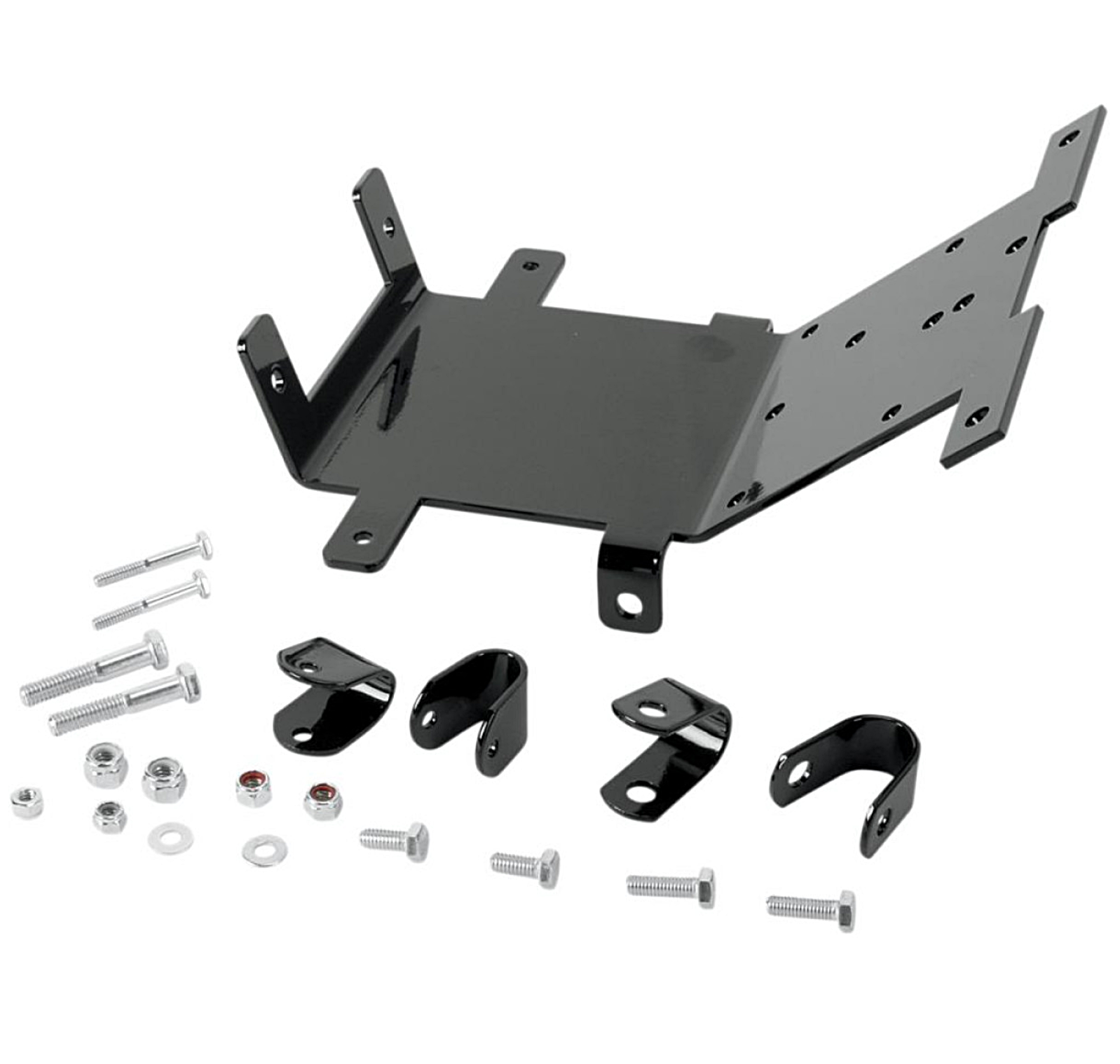 moose winch mount instructions