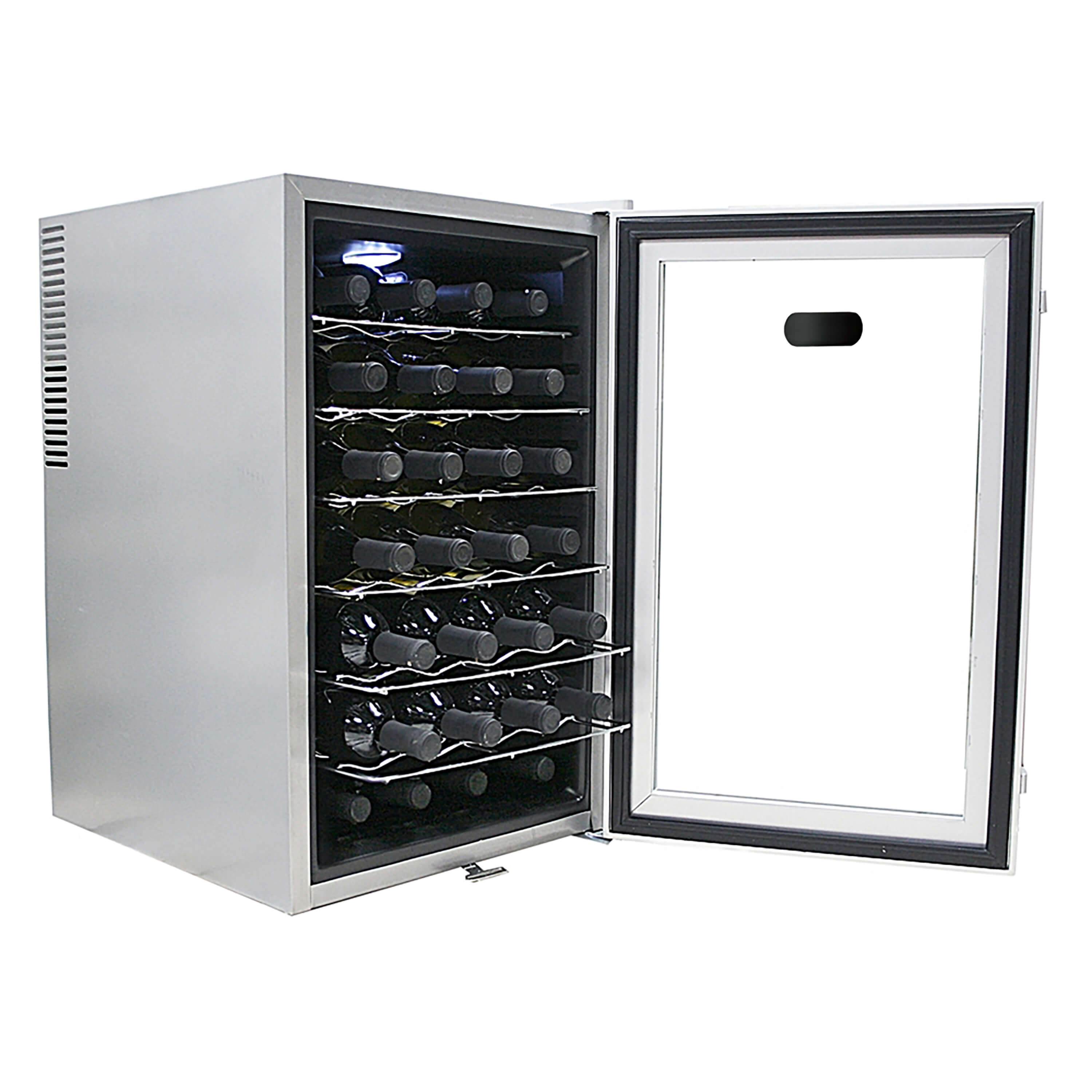 whynter wine cooler instructions